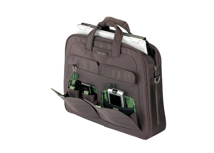 Targus EcoSmart Business Casual Top Load 15.4-inch - 1