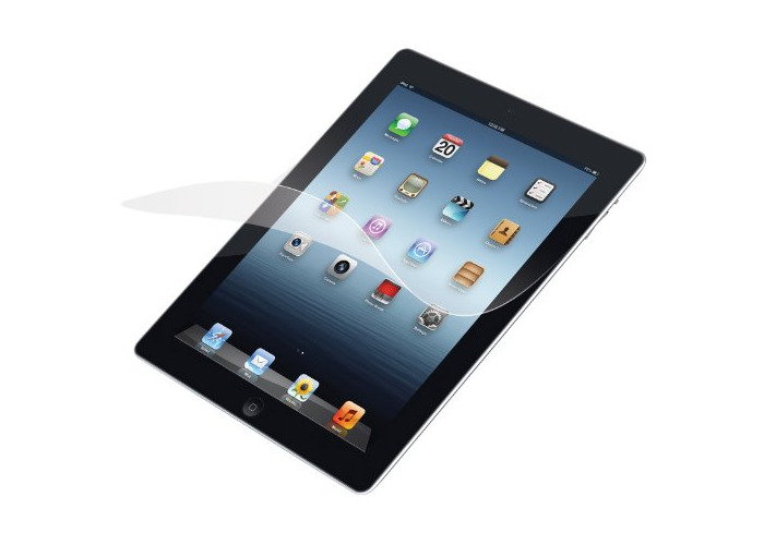 Targus Screen Protector with Bubble Free Adhesive for New iPad/iPad 2 - 1