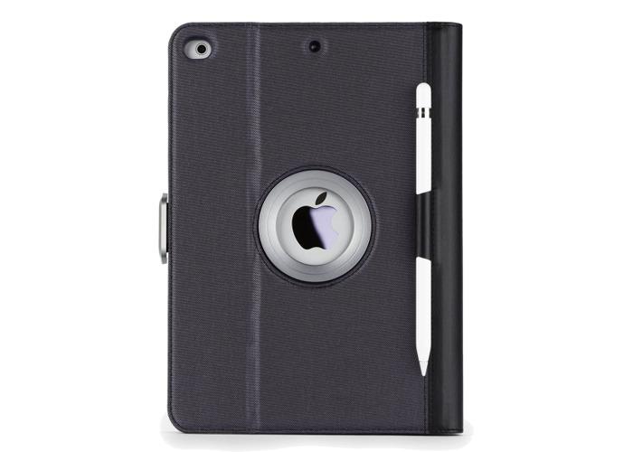 Targus VersaVu Signature Rotating iPad (6th gen/5th gen), iPad Pro (9.7-Inch), iPad Air 2, iPad Air Case, Blue (THZ63602GL) - 2