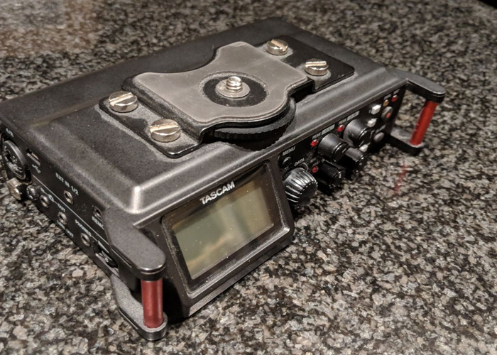 TASCAM DR-70D linear PCM recorder for DSLR - 2