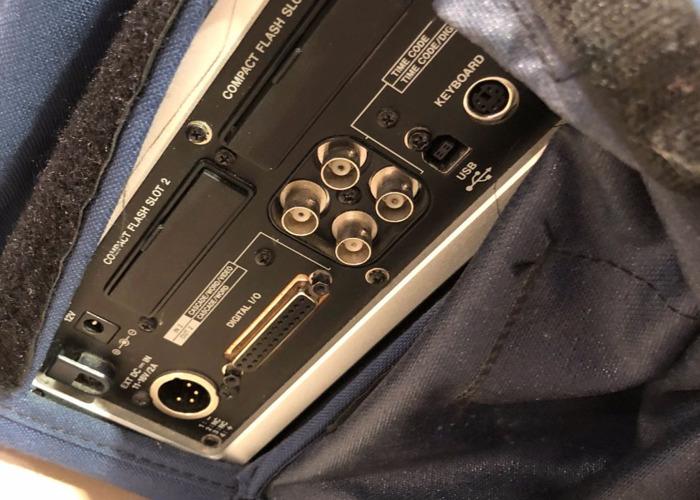 audio TASCAM HS-PT82 recorder (sound, INTERVIEW, multichannel, 8 channels, mixer, devises) - 2