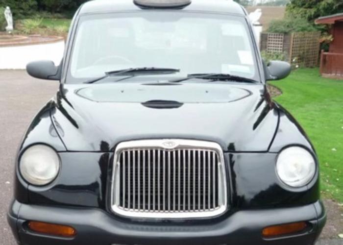 Taxi black cab  - 2