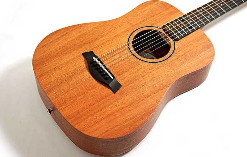 Taylor Baby Mahogany Guitar - 2