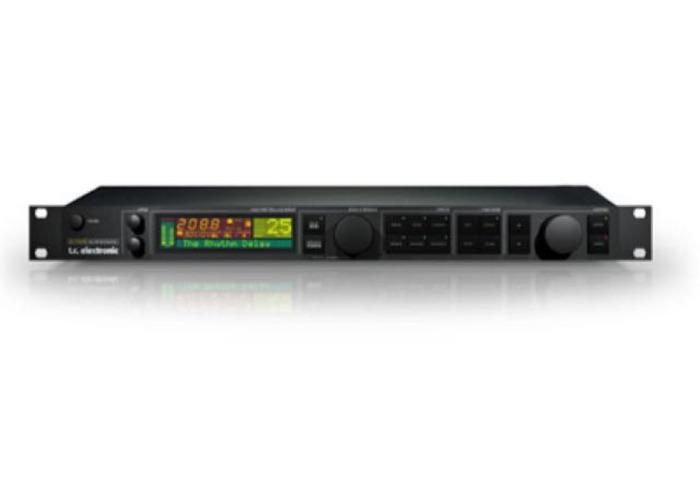 TC Electronic D-Two Multitap Rhythm Delay - 2