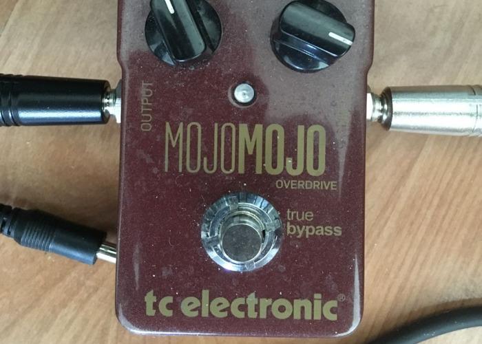 TC Electronics Mojomojo Overdrive - 1