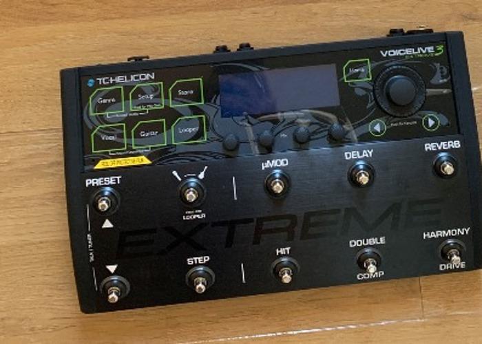 TC-Helicon VoiceLive 3 - 1