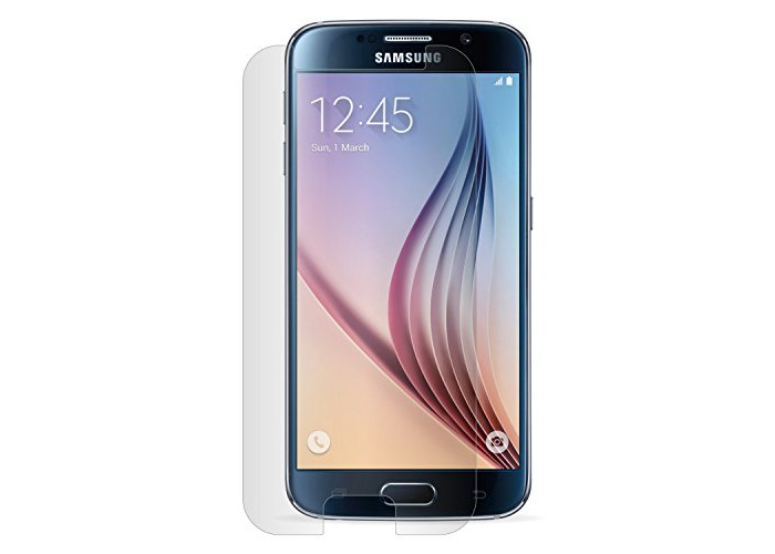 Tech-Guard Glass Screen Protector for Samsung Galaxy S6 - Clear - 1