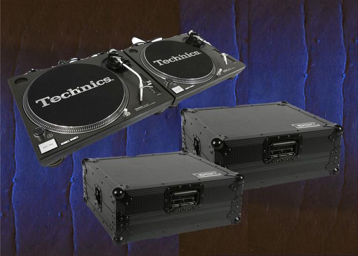Technics 1210MK2 / ortofon concorde mk2 - 1