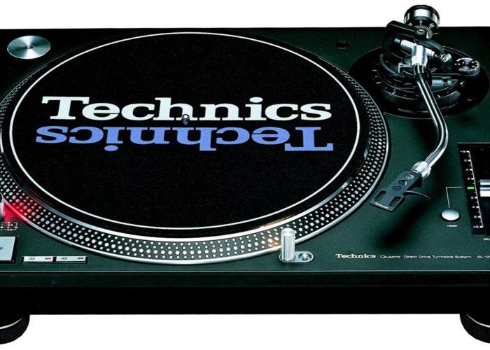 Technics 1210 MK2 Pioneer Mixer djm-750mk2 - 1