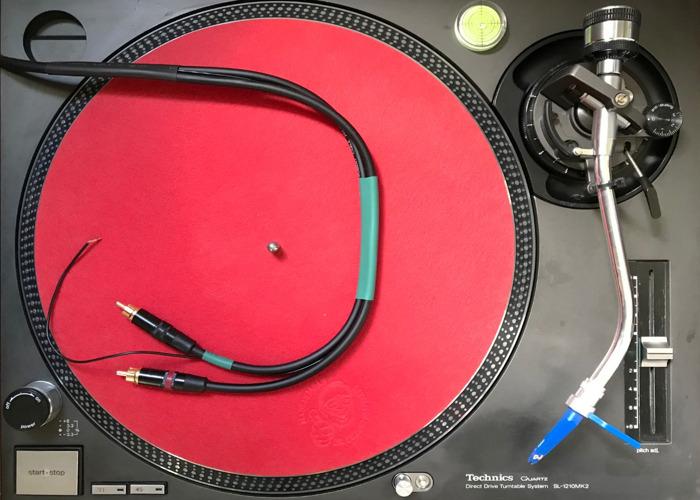 Technics 1210 MKII DJ Turntable - 1