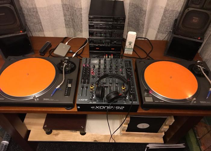 Technics 1210MK2's (Pair) - 1