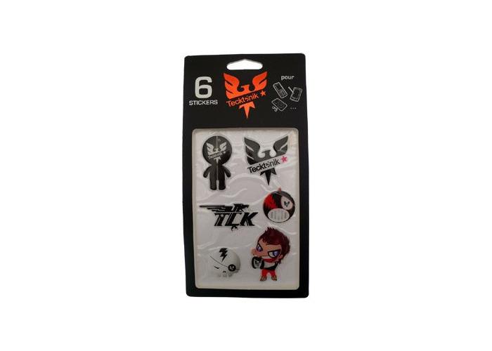 Tecktonik 6 Stickers - 1