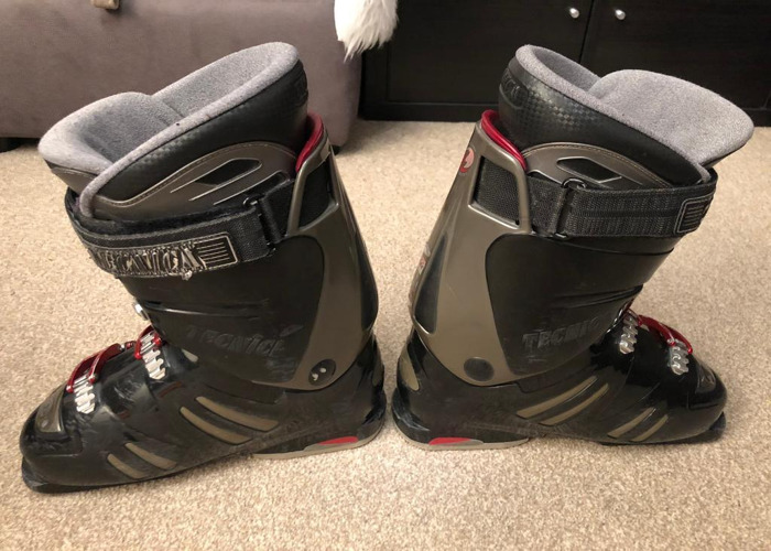 Tecnica ICON TNT XR skiing boots - 2