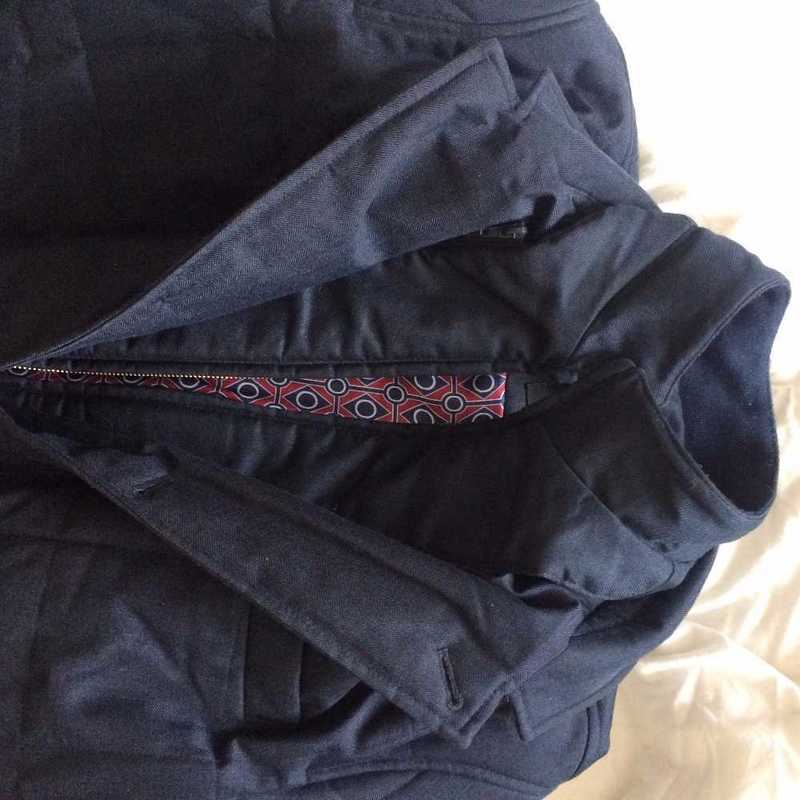 bc4cce427592a1 Rent Ted Baker Jasper Quilted Removable Layer Jacket