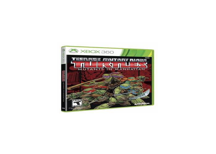 Teenage Mutant Ninja Turtles - Xbox One - 1