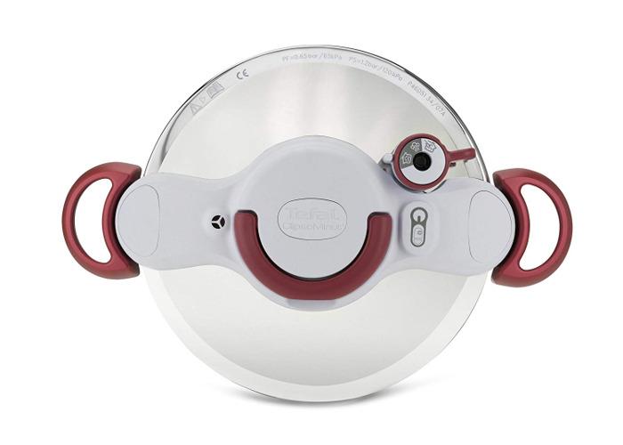 Tefal Clipso Minut Duo Pressure Cooker, 5L - 2