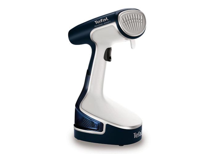 Tefal DR8085 Access Steam Garment Steamer - White and Blue - 1