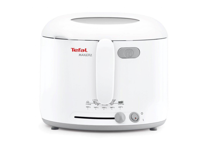 Tefal FF123140 MaxiFry Family Deep Fryer - White - 1