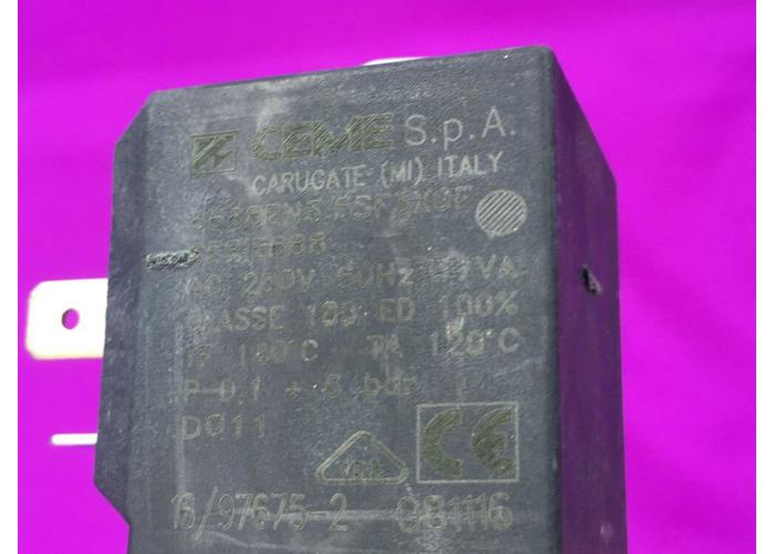 Tefal Rowenta Magnetic Solenoid Valve Coil CS-00097843 For Steam Generator Iron  - 2