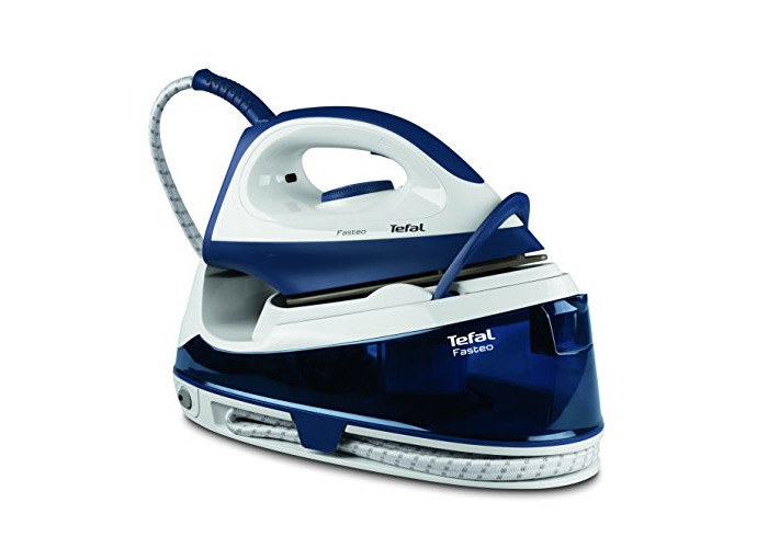 Tefal SV6040 Fasteo Steam Generator Iron, 2200 Watt, Blue - 1