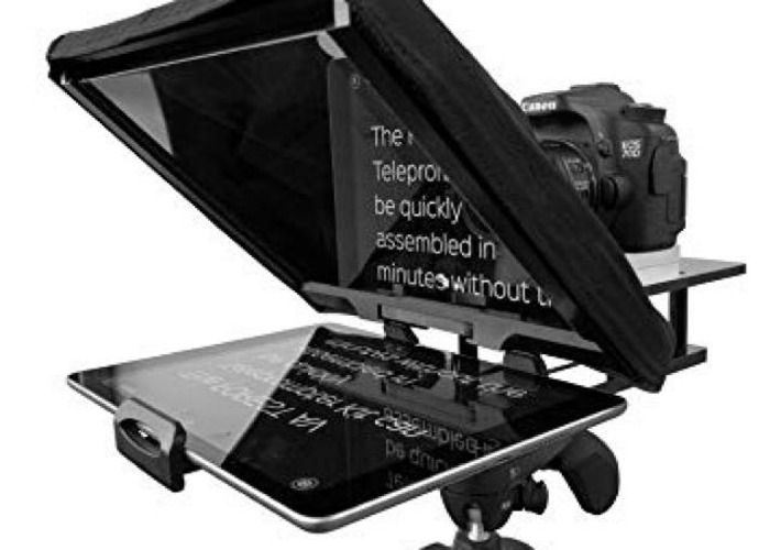 Teleprompter kit for iPad - 1