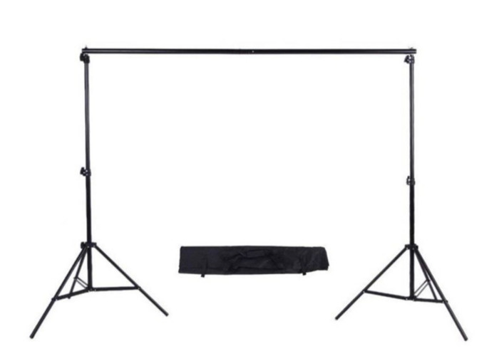 Telescopic background stand/ backdrop stand - 1