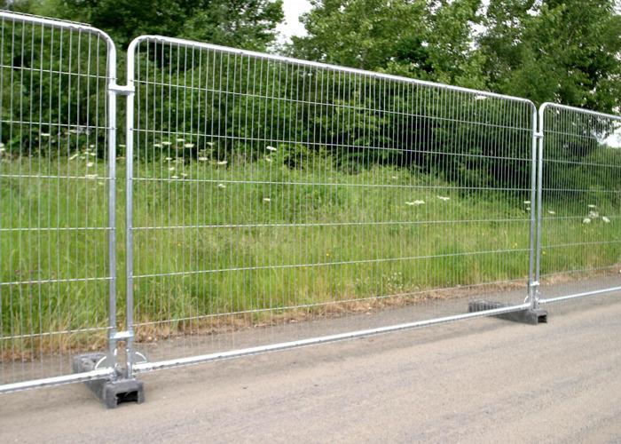 Temporary Fencing - 1
