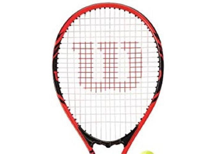 Tennis equipment - 1