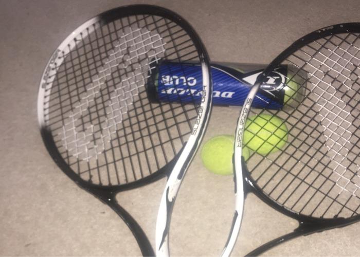 Tennis Racketeering  - 1