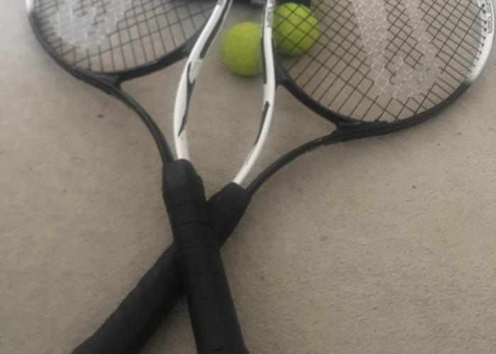 Tennis Racketeering  - 2