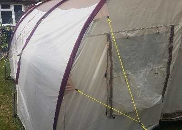 Tent - 4-6 berth - 2