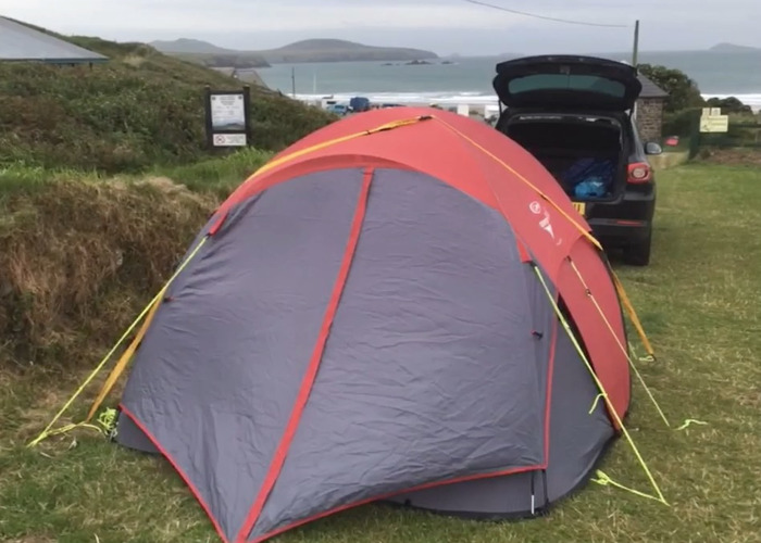 Tent - Quick pitch - 1