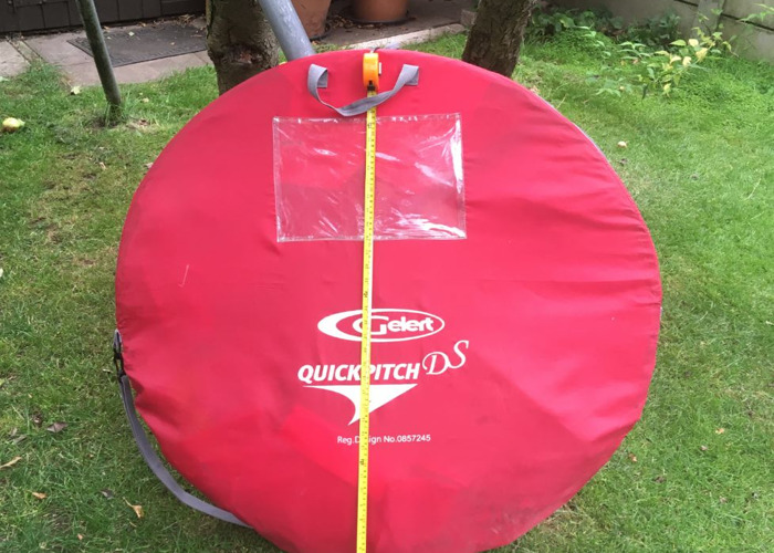 Tent - Quick pitch - 2