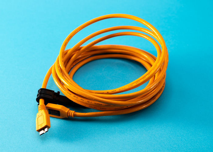 TetherTools Pro Cable 4.6m USB 3.0 > Micro-B - 1
