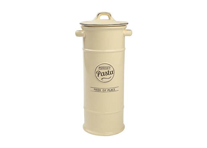 T&G Pride Of Place Pasta Jar Old Cream - 1