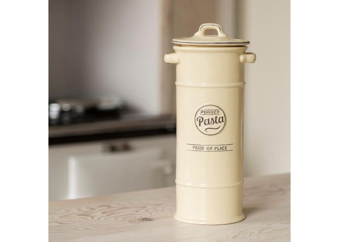 T&G Pride Of Place Pasta Jar Old Cream - 2
