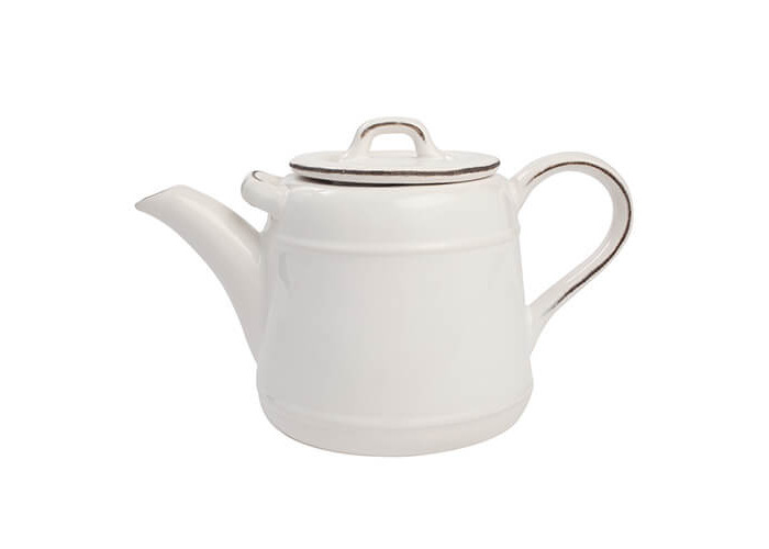 TG Pride of Place Teapot White 18084 - 1