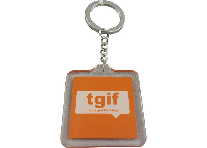 TGIF Keyring - 1
