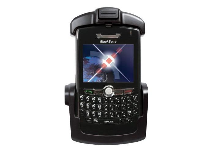 THB Bury Take & Talk mobile phone holder for Blackberry 8800(Bluetooth) - 1