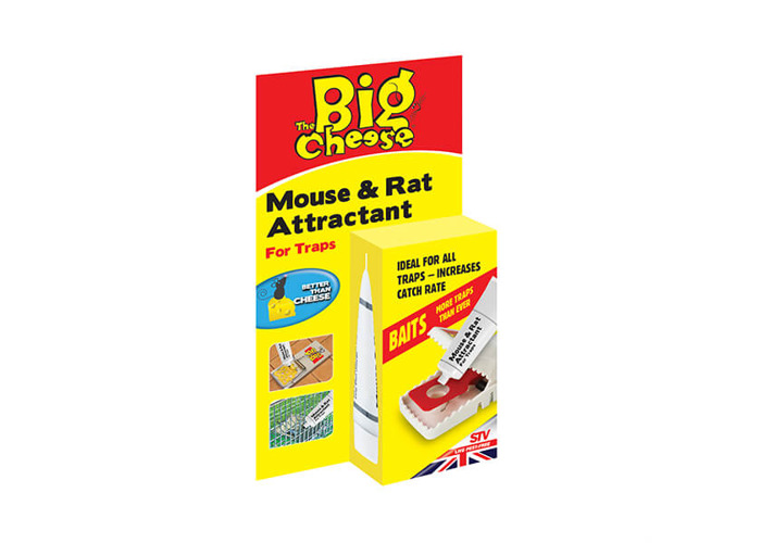 The Big Cheese Mouse & Rat Attractant - 1