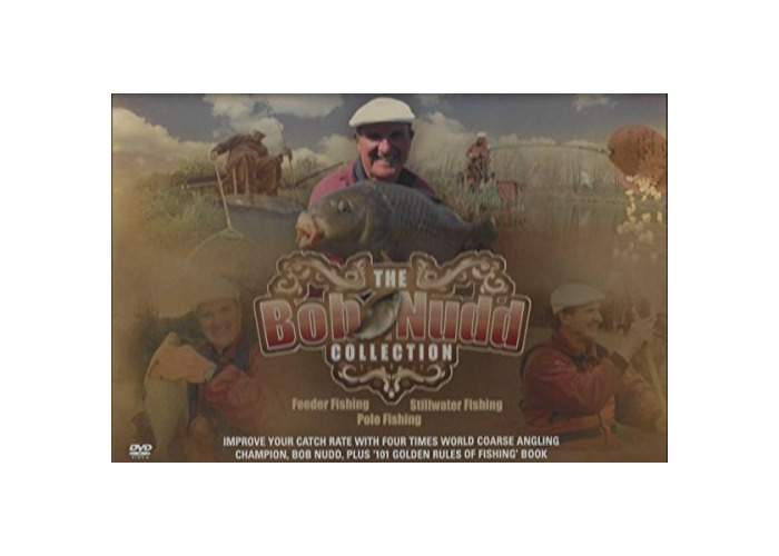 the bob nudd collection [DVD] - 1