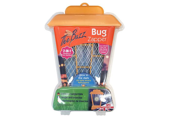 The Buzz Bug Zapper Lantern - 2
