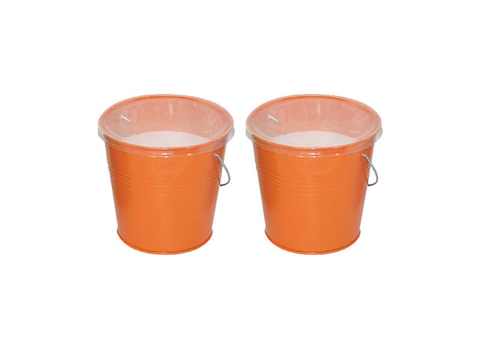 The Buzz Citronella Small Candle Bucket Pack Of 2 - 1