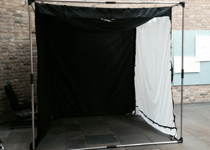 The Cage Sunbounce (Portable Outdoor Studio)  - 2