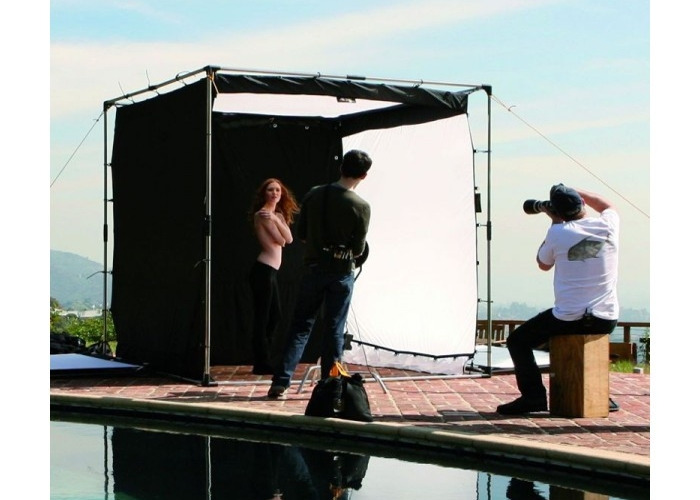 The Cage Sunbounce (Portable Outdoor Studio)  - 1