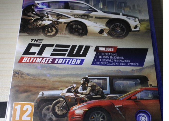 The Crew Ultimate Edition (PS4) - 1