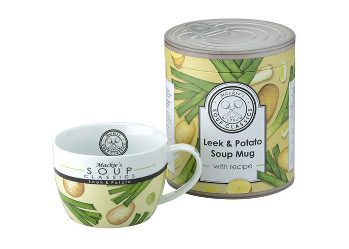The DRH Collection Mackie's Leek and Potato Soup Mug - 1