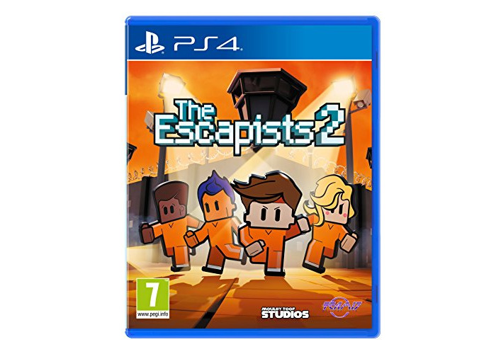 The Escapists 2 (PS4) [video game] - 1