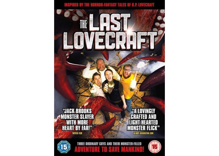 The Last Lovecraft [DVD] [DVD] - 2