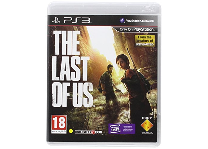 The Last of Us (PS3) [video game] - 1